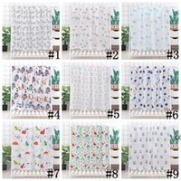 Baby Swaddle Bath Towels Muslin Newborn Blanket Wrap Cotton Bath Towels Air Condition Towel Cartoon Printed Swaddling Stroller Cover DHE7545