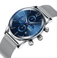 Regarder Biden Hommes's Shop Online Six Pin Mode Quartz Watch