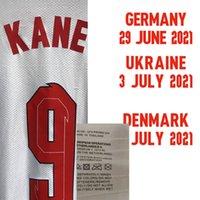 American College Football Wear 2021 Jogador desgastado Problema Foden Kane Grealish Jersey Camisa Monte Shaw com jogo MatchDetails Maillot