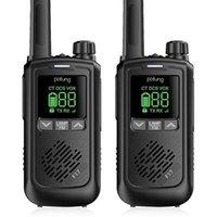 POFUNG BF-T17 FRS A due Way Radio Licenza GRATUITA 0,5 W 1500mAh Batteria 22Ch Handsfree Portable Walkie Talkie USB CARGIN