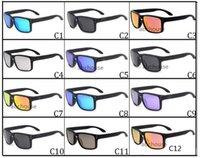 Förderung heißer verkaufen marke polarisierte sonnenbrille männer frauen sport radfahren brille brille brille sonnenbrille mit autogramm 12 farben