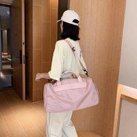 WeysFor Vogue Saco de Viagem Grande Capacidade Mulheres Bagagem Duffle Duffle Sacos Multifunções Malas Malas Duffel