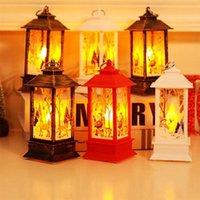 Строки рождественские светодиодные лампы украшения свечи чайные свечи свечи для рождественских деревьев украшения Санта-Клауса elk год подарок # 40