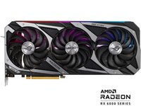 ASUS ROG STRIX RADEON RX 6700 XT OC Edition Gaming Graphing Graphing (AMD RDNA 2, PCIE 4.0, 12 ГБ GDDR6