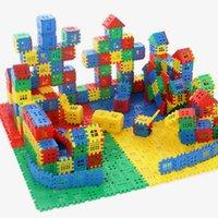 Blocchi per bambini per bambini Imparare i giocattoli educativi 3d Montessori I bambini alfanumerici iniziano a fare puzzle come regali
