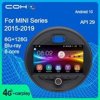 Pour Mini Cooper F54 F55 F56 F56 F50 F50 F60 2021-2021 Lecteur multimédia DVD Radio Android 10.0 Octa Core 6 + 128g