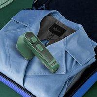 Portable Professional Micro Steam Iron Household Handheld Ironing Machine Garment Steamer Lightweight Travel Sterilization Tool Storage Boxe