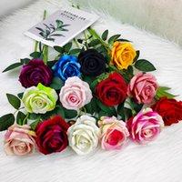 Yapay Veet Gül Düğün Salonu Kemer Düzenleme Otel Konferans Dekorasyon Ev Yanlış Çiçek