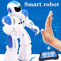 SMARTS ROBOT DANCE Sing Programmable Action Figure Elektrische Fernbedienung Pädagogische Inteligente RC Robotics Geschenke Kinderspielzeug