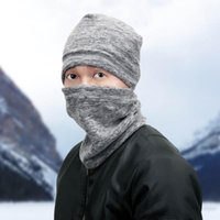 Cycling Caps & Masks Balaclava Ski Headwear For Cold Weather Winter Skiing Snowboarding Warm Windproof Hunting Bicycle Climbing Face Covers
