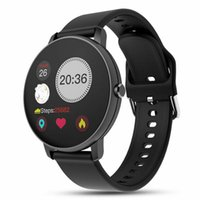 2021 Smart Watch Waterproof Heart Rate Monitor Fitness Sports Band SmartWatch Touch Screen Bracelet Relogio Feminino