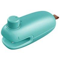 Mini-Tasche-Versiegelungsheizung und Cutter Handheld, tragbare Schnelldichtung für Vakuumbeutel Dichtungsmaschine Lebensmittel