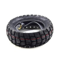 Motorcycle Wheels & Tires 255x80 10 Inch Off-road Tire Inner Outer For ZERO 10X Cross-country Non-slip And Thickened Electric Scooter