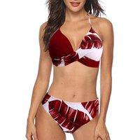 Womens Padded Push-up Bra Bikini Set Swimsuit Bathing Suit Swimwear Beachwear Swim Push Up Female Women 2021 Women's