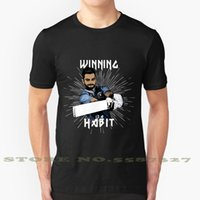 : Vincere è un'abitudine estate divertente maglietta per gli uomini donne Kohli Khli Cricketer Virat India Cricket Team