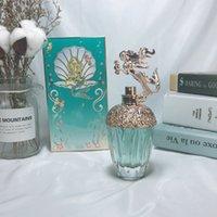 Perfume sólido Fantasia Dream Insence Women 75ml EDP EAU DE Toilette Misterioso floral y fragancia fragancia Desodorante Diseño de botellas especiales