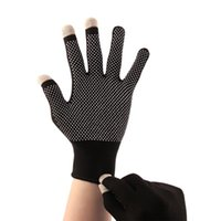 Five Fingers Gloves Sun UV Cotton Anti-slip Riding Anti Glove Women Elastic Cycling Lady Mittens Outdoor Protection Screen Touch