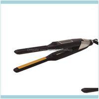 Straighteners Care & Styling Tools Products10Mm Flat Iron Chapinha Professional Hair Straightener Ceramic Tourmaline Straightening Irons Sma