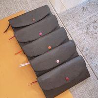 Donna Portafoglio Borsa Donne Box Original Scatola di Alta Qualità Portafogli Modo Borse Borse Borse Borse da uomo 12cm 18 cm