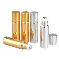 Bola de óleo essencial Garrafas UV Viagem Vazio Mini 5ml / 10ml Frascos de perfume separados Perfume LLF10622