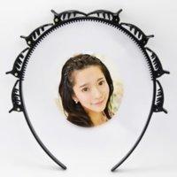 Black Braider Clip Burst Pin Hairdo Bring Hair Multi-storey Wisp Air Weave Head Hoop Styling Tool