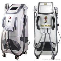 2021 Professional opt elight beauty machine hair removal Nd yag laser Tattoo remova machines
