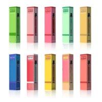 Original Hot Bar Vape Descartável 3000Puffs Cigarro Eletrônico 1300mAh Bateria 9ml POD Código de Segurança 10 Cores VS Hyppe Puff Flex XXL