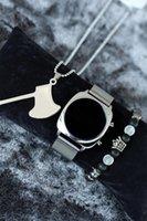 Earrings & Necklace Digital Men 'S Watch The Boiler