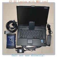Ferramentas de diagnóstico CF52 Laptop CF-52 TOOKBOOK + G-M MDI WiFi Interface OBDII Scanner OBD2 Tech2 GDS2 Multi-Language