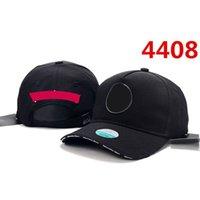 Wholesale Brand 3d Racing Cap Car Moto Gp Racing F1 Baseball Hat Adjustable Leisure Outdoor Truck Hip
