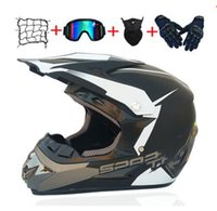 Off-road helmet is suitable for motorcycle riding, road rally, mountain bike, downhill, windproof and wear-resistant