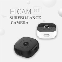 Mini-Kameras HD 1080P Wifi-Kamera-Infrarot-Nachtversion Micro DVR-Fernbedienung Bewegungssensor CAM-Videorecorder H9