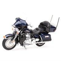 Maisto 118 2013 FLHTK Electra Glide ultra begrenzte Die Gussfahrzeuge Sammeln von Hobbies Motorrad Modell Spielzeug