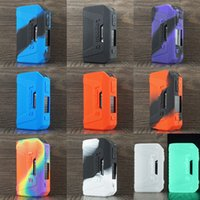 Aegis Legend 2 Silicon Case Skin Bag Colorful Soft Silicone Sleeve Cover Cases Fit GeekVape L200 Mod DHL Free