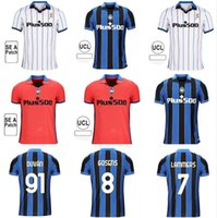 2021 ATALANTA B.C. Футбол Джерси Гомес 21 22 L.muriel Ilicic de Roon Duvan Muriel BC Maglia da Calcio 2022 футбольная рубашка