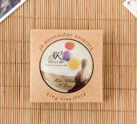도착 12pcs 1 로트 중국 고체 향수 고품질 오래 지속되는 희미한 향기 무료