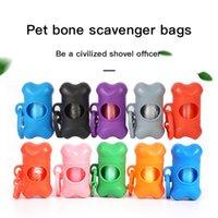 Puppy Poop Bucket Bag Water Dispenser Garbage Set Collector Bracket Portable Baby Diaper Pet Collectorzz Dog Travel & Outdoors