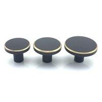 Novo Design Metal Gaveta de Cozinha Gabinete Porta Punho Mobiliário Botões de Hardware Armário de Hardware Shell Puxe Handles OOD5586