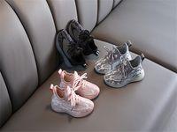 الرضع الإسرافيل زيون الصغار الرياضية في الهواء الطلق كاني أطفال الاحذية yecheil الكتان العاكسات الذيل ضوء الطفل ثابت حذاء رياضة نمط الحياة