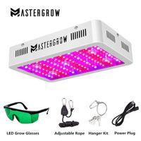 MasterGrow 300 600 800 1000 1200 1500 1800 2000W Full Spectrum LED grow light for Indoor Greenhouse grow tent plant grow light