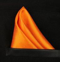 패션 자카드 스팟 Hanky Handkerchief Kerchief 비즈니스 정장 포켓 손수건 패션 액세서리 크리스마스 선물 21 색 EEB3991