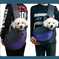 Dog Car Seat Covers Carrier For Dogs Breathable Outdoor Travel Bags Shoulder Backpack Cat Handbag Pouch Bag Pets Accessories