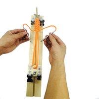 2PCS Paracord النسيج إبر ل fids جلد خياطة الفولاذ المقاوم للصدأ سهلة باستخدام أدوات كورشيت أدوات في الهواء الطلق