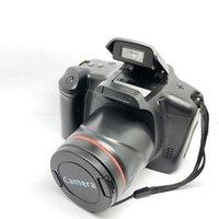 Dijital Kamera SLR 4X Zoom 2.8 inç Ekran 3MP CMOS Max 12MP Çözünürlük HD 720P TV OUT Destek PC Video Dropship Kameralar