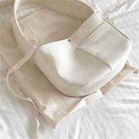 Dog Carrier Handmade Pet (no pendant) Outdoor Handbag Canvas Single Sling Comfort Travel Tote Shoulder Bag Breathable OVRJ