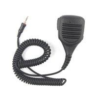 Walkie Talkie Handheld Speaker Microphone For Yaesu Vertex VX-6R VX-7R VX6R VX7R FT-270 FT-270R VX-127 VX-170 Radio Mic