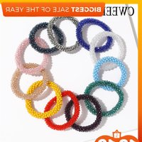 Cweel Bracelets Charms Bead Bohemian Bracelet For Women Red Fashion Jewelry Brides Bridal Wedding Accessories Women 2019 Bangle