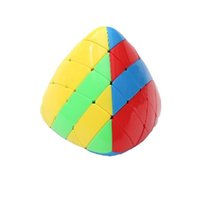 أحدث Shengshou 4x4 mastermorphix ملون سرعة ملون مكعب ماجيك لغز مكعبات التعليم اللعب للأطفال انخفاض الشحن