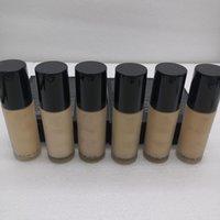 Fonds liquide de maquillage visage Face à la foire cosmétique de 30 ml de cacheteuse