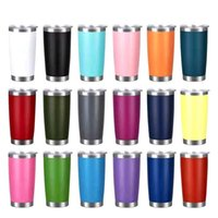 Water Bottles Large Sapacity 304 Stainless Steel Double-layer Cup Thermal Insulation Cold Straw Office
